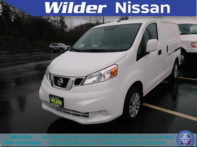 2019 Nissan NV 200 Cargo Van 3d Van SV Port Angeles WA