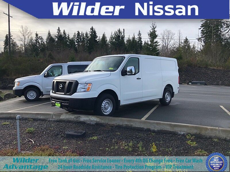 2019 Nissan NV 3500 Cargo Van 3d Van S Port Angeles WA