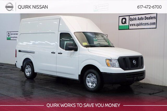 2019 Nissan NV Cargo SV Quincy MA