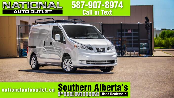 2019 Nissan NV200 CAMPER CONVERSION SV Lethbridge AB