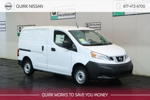 2019 Nissan NV200 Compact Cargo S Quincy MA