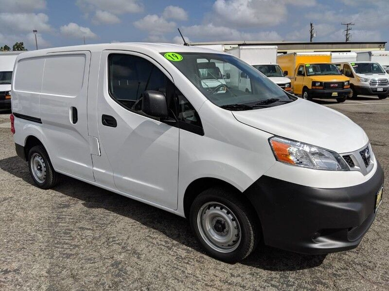 2019 Nissan NV200 Mini Cargo Van