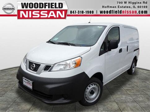 2019_Nissan_NV200_S_ Hoffman Estates IL