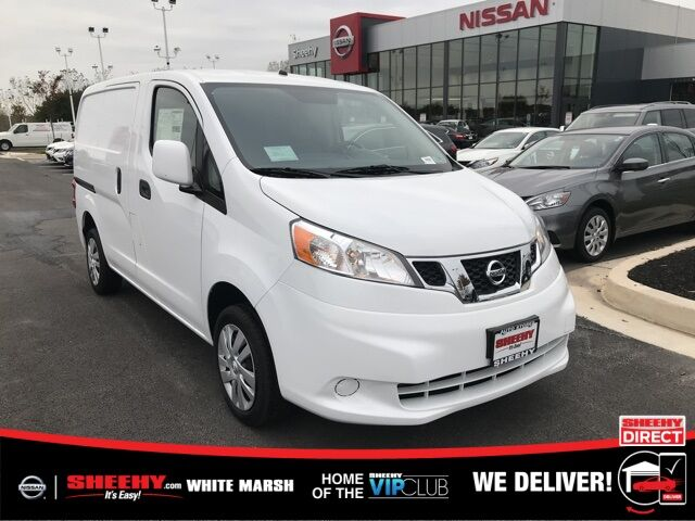 2019 Nissan NV200 SV White Marsh MD