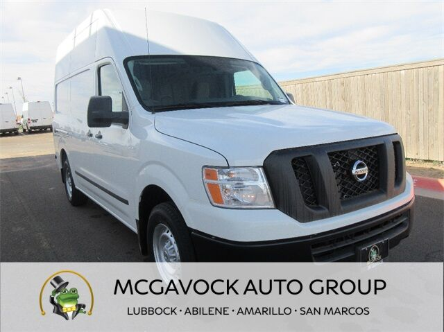 2019 Nissan NV2500 HD S Amarillo TX