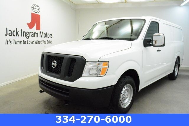 2019 Nissan NV2500 HD S Standard Roof