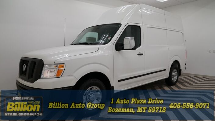 2019 Nissan NV2500 HD SV Bozeman MT