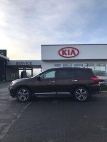 2019_Nissan_Pathfinder_4X4 PLATINUM_ Yakima WA