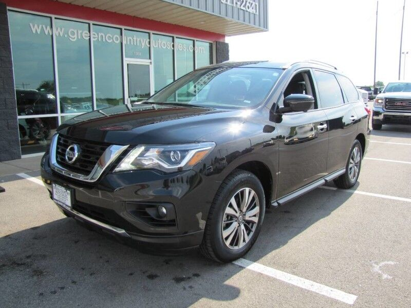 2019 Nissan Pathfinder 4x4 11k Actual Miles SL Leather Loaded Collinsville OK