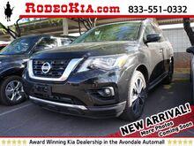 2019_Nissan_Pathfinder_Platinum_ Avondale AZ