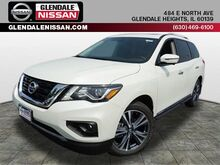 2019_Nissan_Pathfinder_Platinum_ Glendale Heights IL