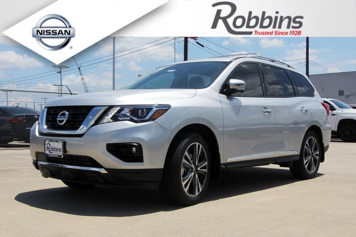 2019 Nissan Pathfinder Platinum Houston TX