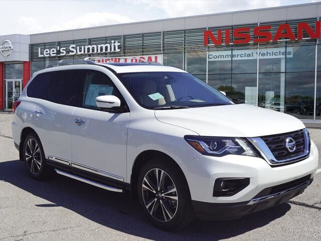 2019 Nissan Pathfinder Platinum Kansas City KS