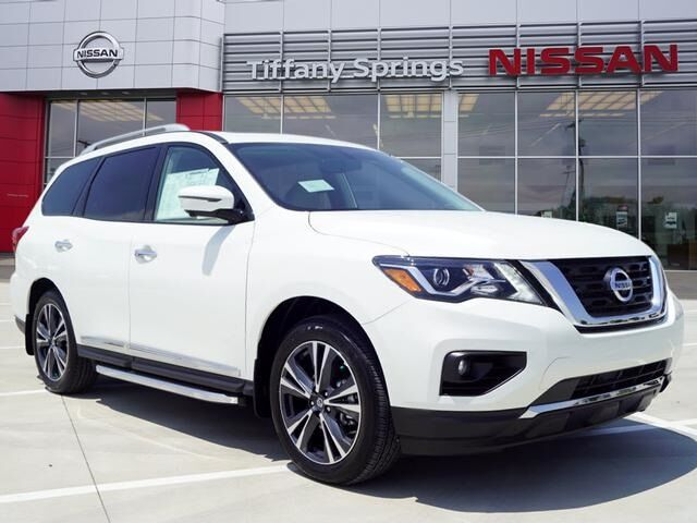 2019 Nissan Pathfinder Platinum Kansas City MO