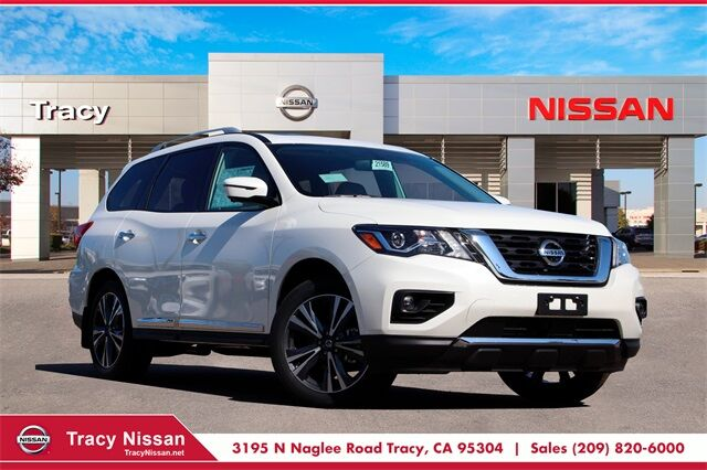 2019 Nissan Pathfinder Platinum Tracy CA