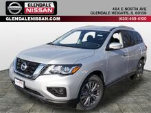 2019_Nissan_Pathfinder_S_ Glendale Heights IL