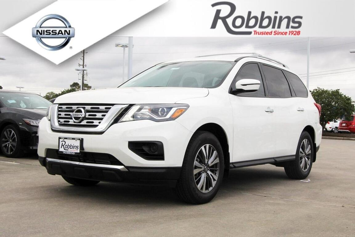 2019 Nissan Pathfinder S Houston TX