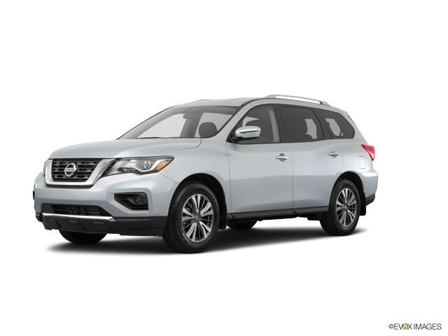 2019 Nissan Pathfinder S Johnson City TN