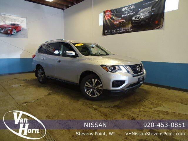 2019 Nissan Pathfinder S Milwaukee WI