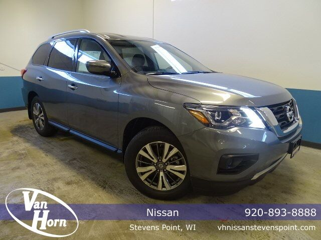 2019 Nissan Pathfinder S Plymouth WI