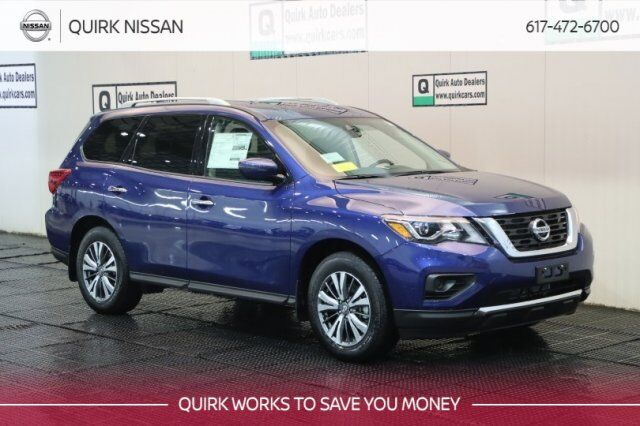 2019 Nissan Pathfinder S Quincy MA