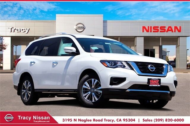 2019 Nissan Pathfinder S Tracy CA