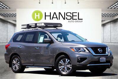 2019_Nissan_Pathfinder_SL_ Santa Rosa CA