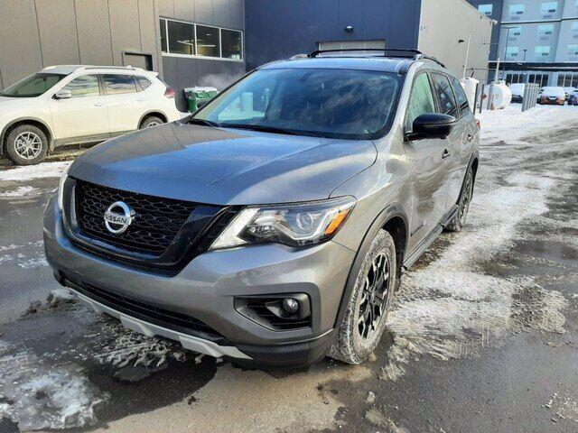 2019 Nissan Pathfinder SL | ROCK CREEK | LEATHER | NAV | *GREAT DEAL* Calgary AB
