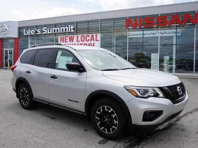 2019 Nissan Pathfinder SL Kansas City MO