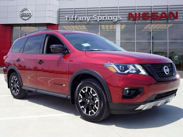 2019 Nissan Pathfinder SL Lee's Summit MO