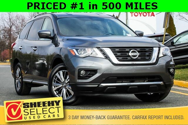 2019 Nissan Pathfinder SL NAVI HEATED LEATHER CAMERA 3rd ROW SEATS Stafford VA