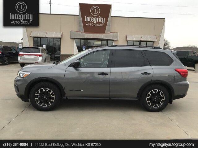2019 Nissan Pathfinder SL Wichita KS
