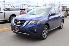 2019_Nissan_Pathfinder_SV_ Brewer ME