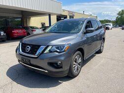 2019_Nissan_Pathfinder_SV_ Cleveland OH