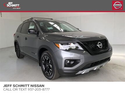 2019_Nissan_Pathfinder_SV_ Dayton area OH