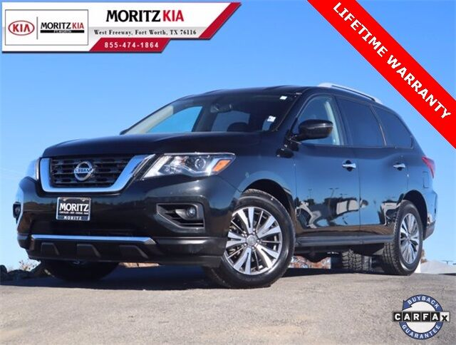 2019 Nissan Pathfinder SV Fort Worth TX