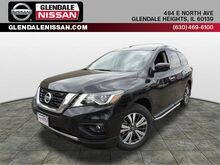 2019_Nissan_Pathfinder_SV_ Glendale Heights IL