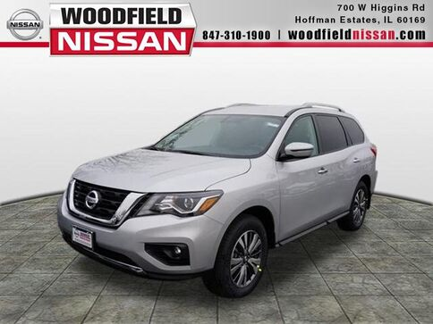 2019_Nissan_Pathfinder_SV_ Hoffman Estates IL