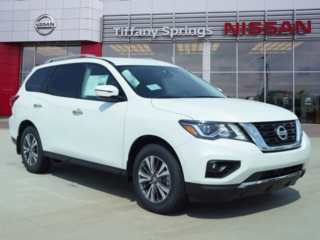 2019 Nissan Pathfinder SV Kansas City MO