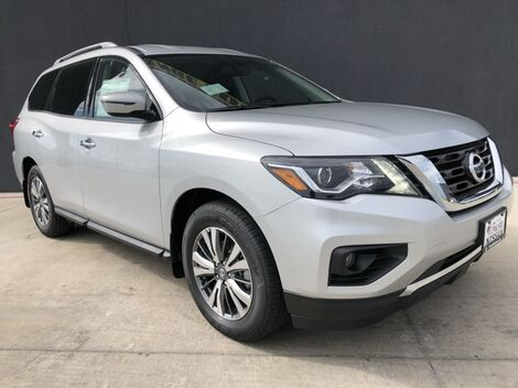 2019_Nissan_Pathfinder_SV_ McAllen TX