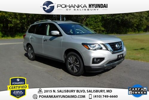 2019_Nissan_Pathfinder_SV **ONE OWNER**PERFECT MATCH**_ Salisbury MD