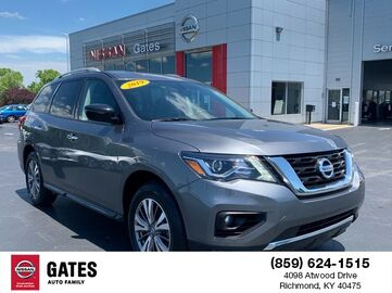 2019_Nissan_Pathfinder_SV_ Richmond KY