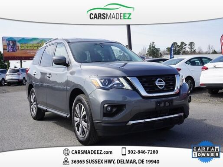 2019_Nissan_Pathfinder_SV_ Salisbury MD