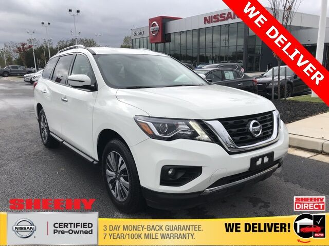 2019 Nissan Pathfinder SV White Marsh MD