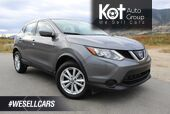 2019 Nissan Qashqai S, AWD, Only 18,439 km, No Accidents, Heated Front Seats