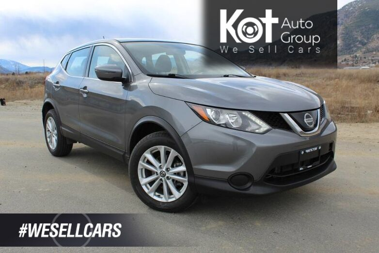2019 Nissan Qashqai S, ONE OWNER, Low Km's Kelowna BC