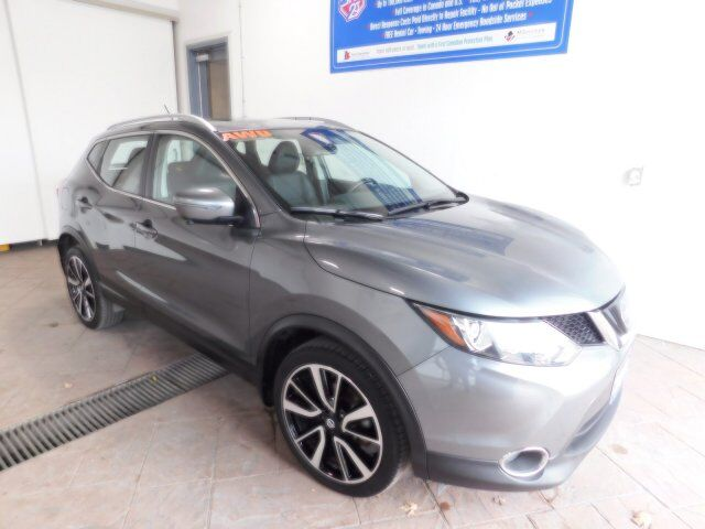 2019 Nissan Qashqai SL AWD LEATHER NAVI SUNROOF Listowel ON