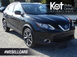2019 Nissan Qashqai SL, Sunroof, Leather, Heated Seats, Back-Up Camera, Bluetooth