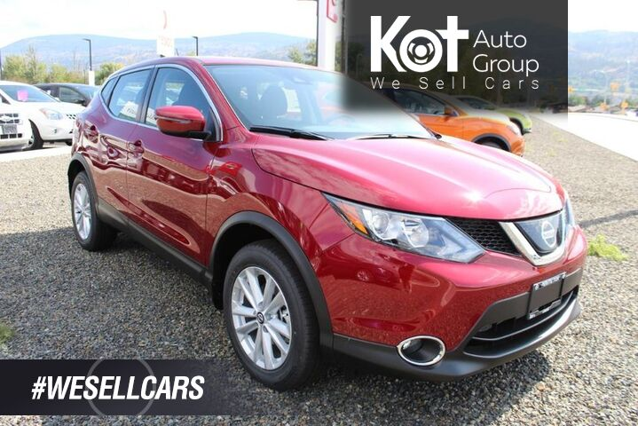2019 Nissan Qashqai SV AWD Includes Winter Tire Package - DEMO BLOWOUT Penticton BC