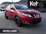 2019 Nissan Qashqai SV, No Accidents! Under 10,000 KM, Back-up Camera, Heated Seats